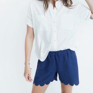 Blue Madewell Shorts